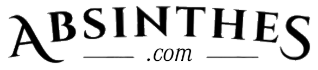 This it the Absinthes.com logo, Dr. Sours partner in worldwide distribution.
