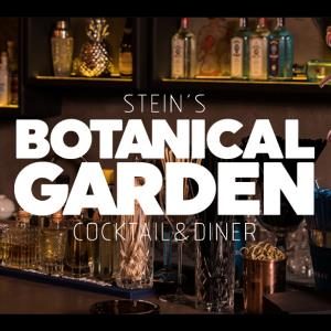 This is the logo of a Dr. Sours Mexican Cocktail Bitters and Mezcal Friend: Botanical Garden