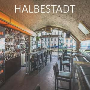 A Dr. Sours Bitters Friend: Halbestadt Bar