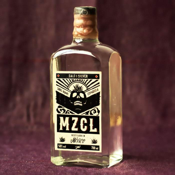 One Bottle of Dr. Sours Bitters Mexican Mezcal (MZCL)