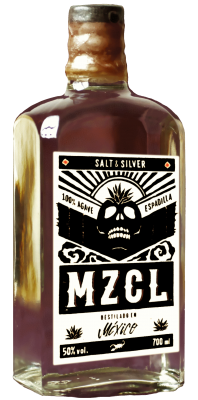 Mezcal (MZCL) from Dr. Sours Bitters, Bitter and MZCL