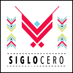This is the logo of a Dr. Sours Mexican Cocktail Bitters and Mezcal Friend: Siglo Cero POX