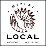 "Dr. Sours partner: ""Mezcal Local"" (logo)"